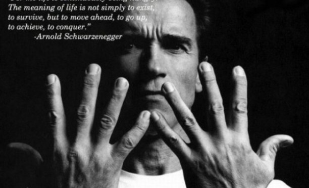 Great speech by Arnold Schwarzenegger