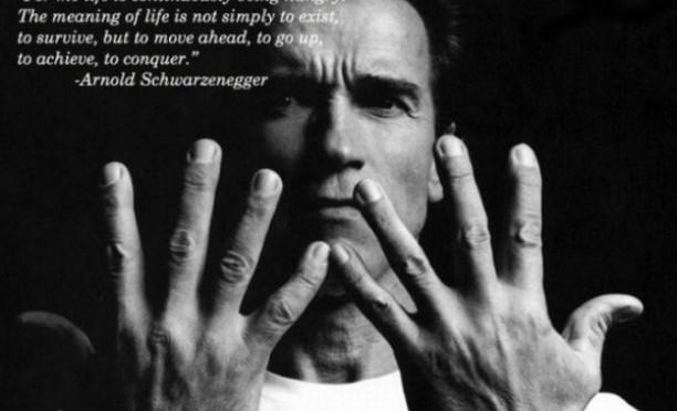 Great speech by Arnold Schwarzenegger